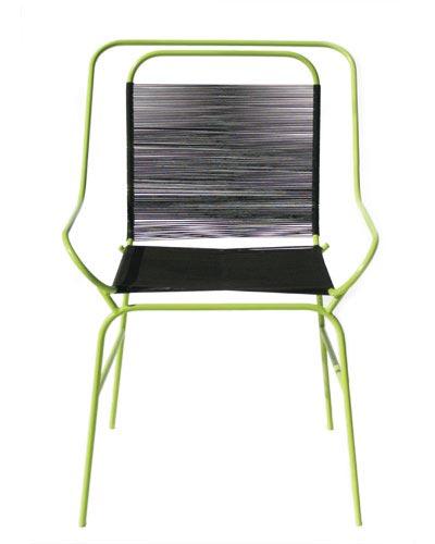 Alaska Chair by Tanya Aguiniga Front