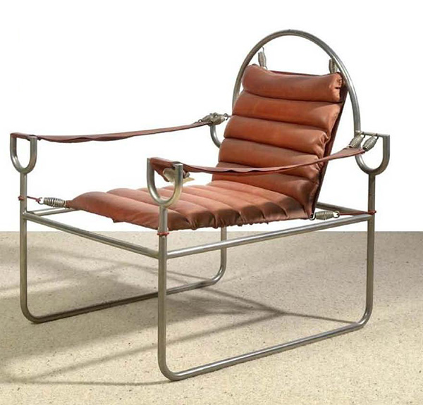 Armchair by Heinz Frank
