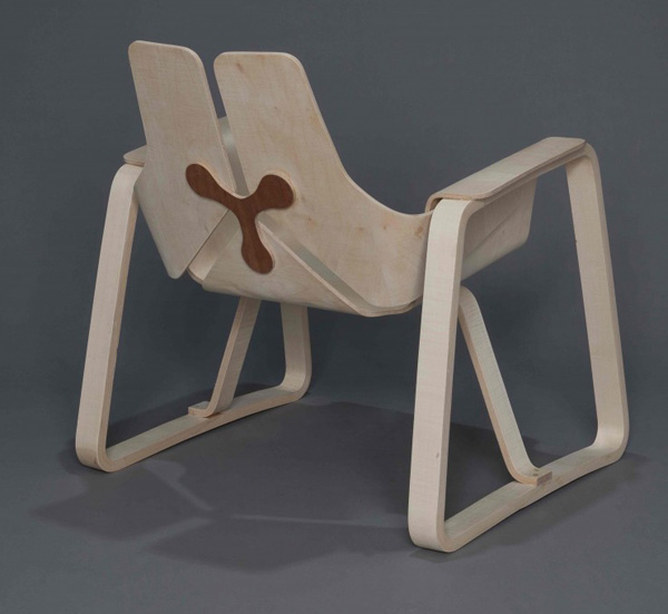Bent-Lam-Chair-by-Kyle-Chambers-Back-view
