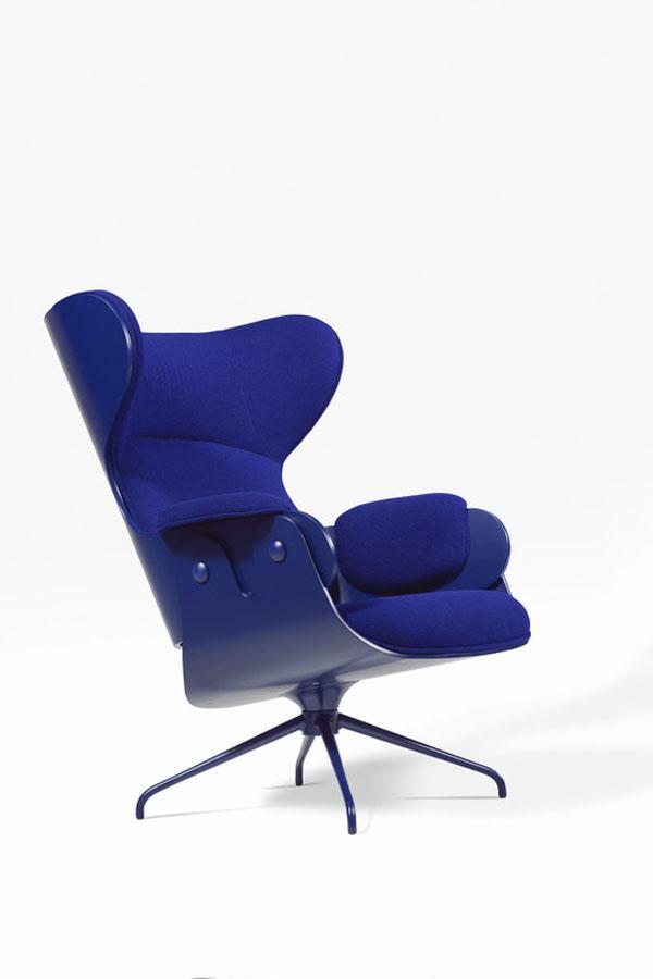 Blue Lounger by Jaime Hayon