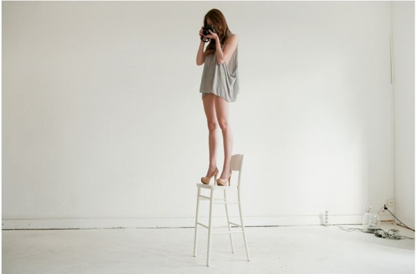 Chair and Photographer