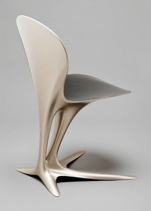 Chair by Philipp Aduatz