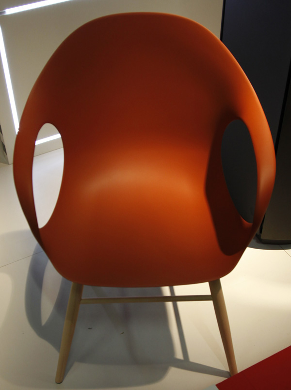 Elephant Chair by Eva Paster and Michael Geldmacher