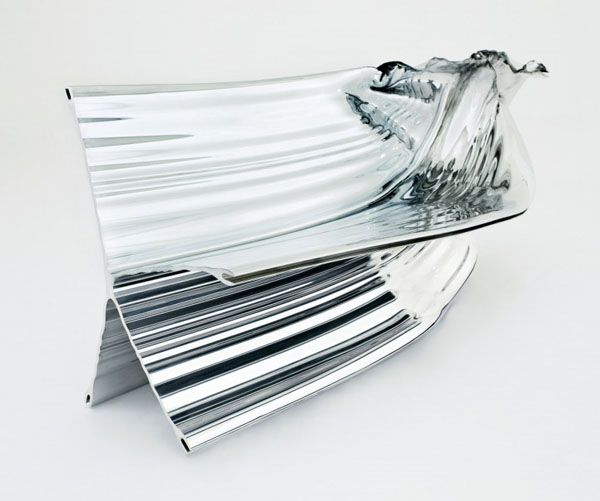 Extrusion Bench by Thomas Heatherwick