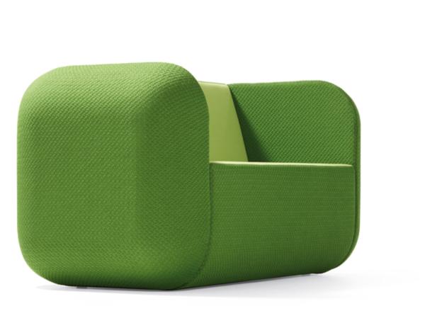 Green-Apps-Settee-by-Richard-Hutten-foe-Artifort