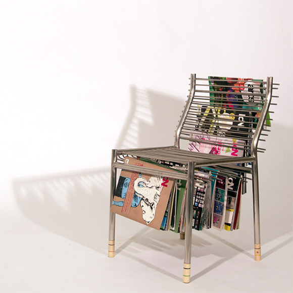 Hang Your Magazine Chair