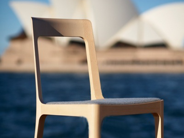 Hiroshima dining chair by Sydney Harbour