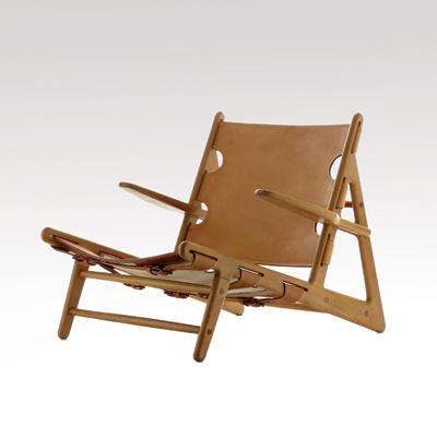 Hunting Chair by Boerge Mogensen