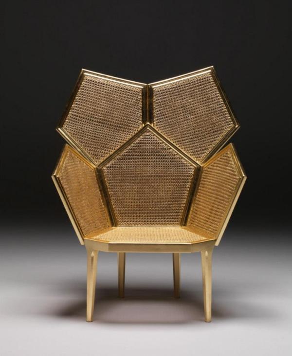 Lui5 Goldleaf by Phillippe Bestenheider