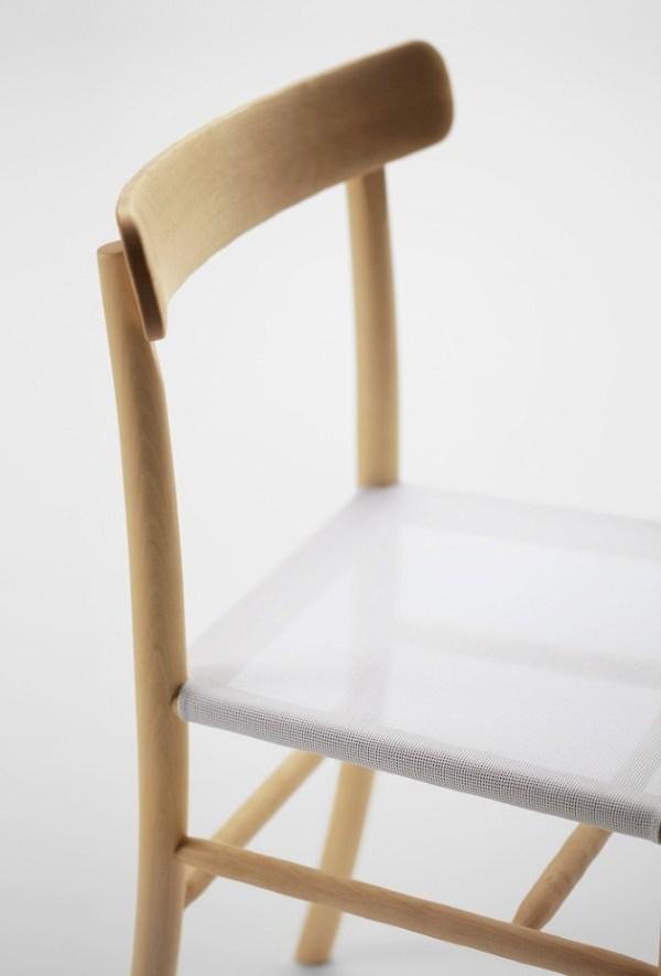Maruni Chair by Jasper Morrison