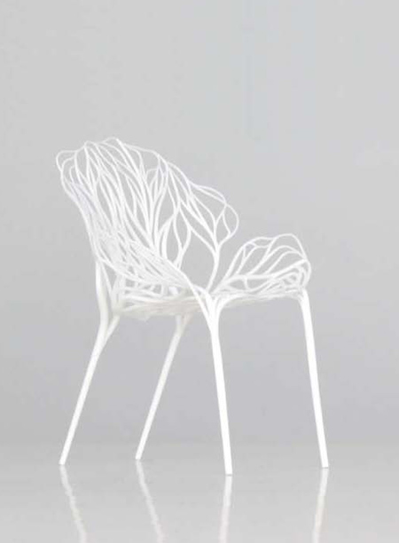 Preproduction Vegetal Chair by Ronan and Erwan Bouroullec