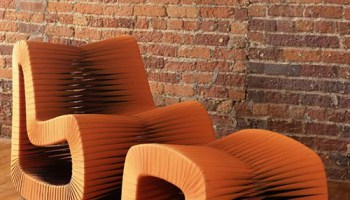 phillip collection furniture. seat belt chair by phillips collection phillip furniture