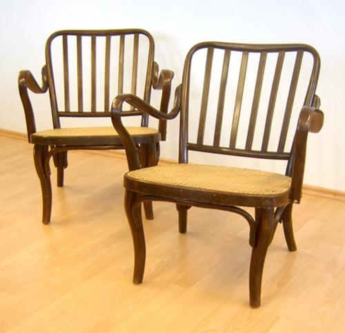 Thonet armchair No 752 Josef Frank