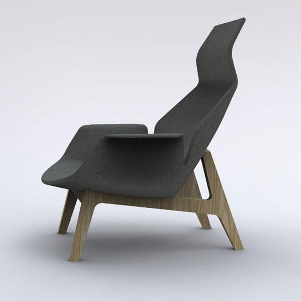 Ventura Lounge by Jean-Marie Massaud