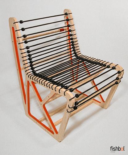 Fishbol Bungee Seat