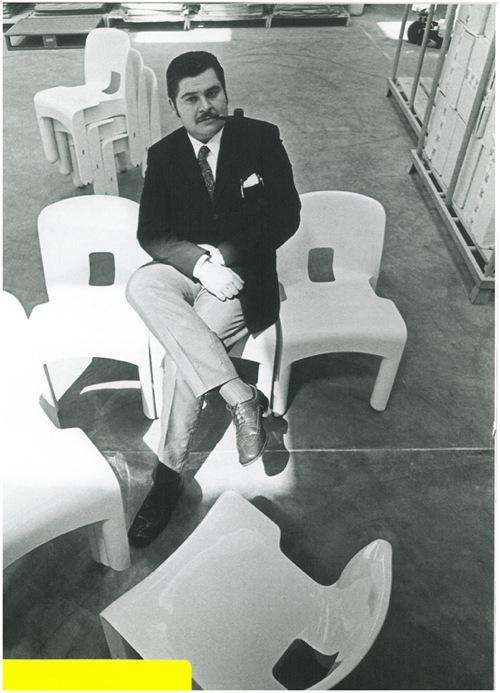 Joe Colombo Portrait