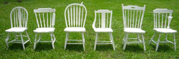 Pearlstreet Chair by Annie Cogan
