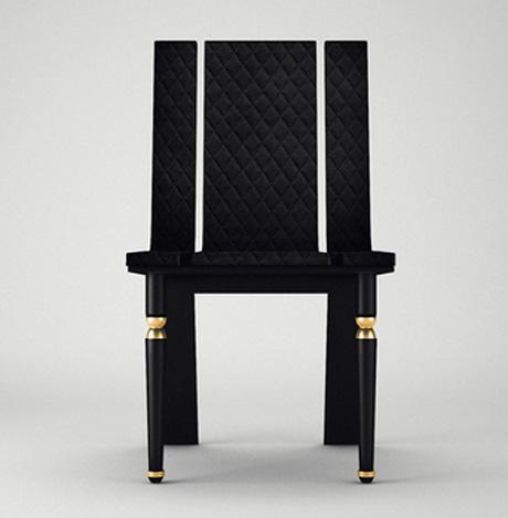 Stiletto Chair by Ventury Studio