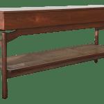 1960s Greta Grossman Mid Century Modern Console Table Chairish