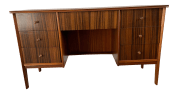 Mid Century Modern Peter Hayward Executive Desk