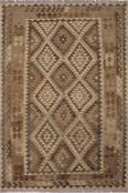 Kilim Breann Hand Woven Wool Rug 5 5 8 3