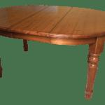 Pottery Barn Ashford Country Pine Dining Table Chairish