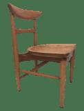 Mid Century Modern Danish Birch Chair