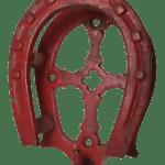 Antique Horse Drawn Firehouse Cast Iron Tack Hanger Chairish