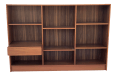 Scandinavian Modern Teak Bookcase By Jesper