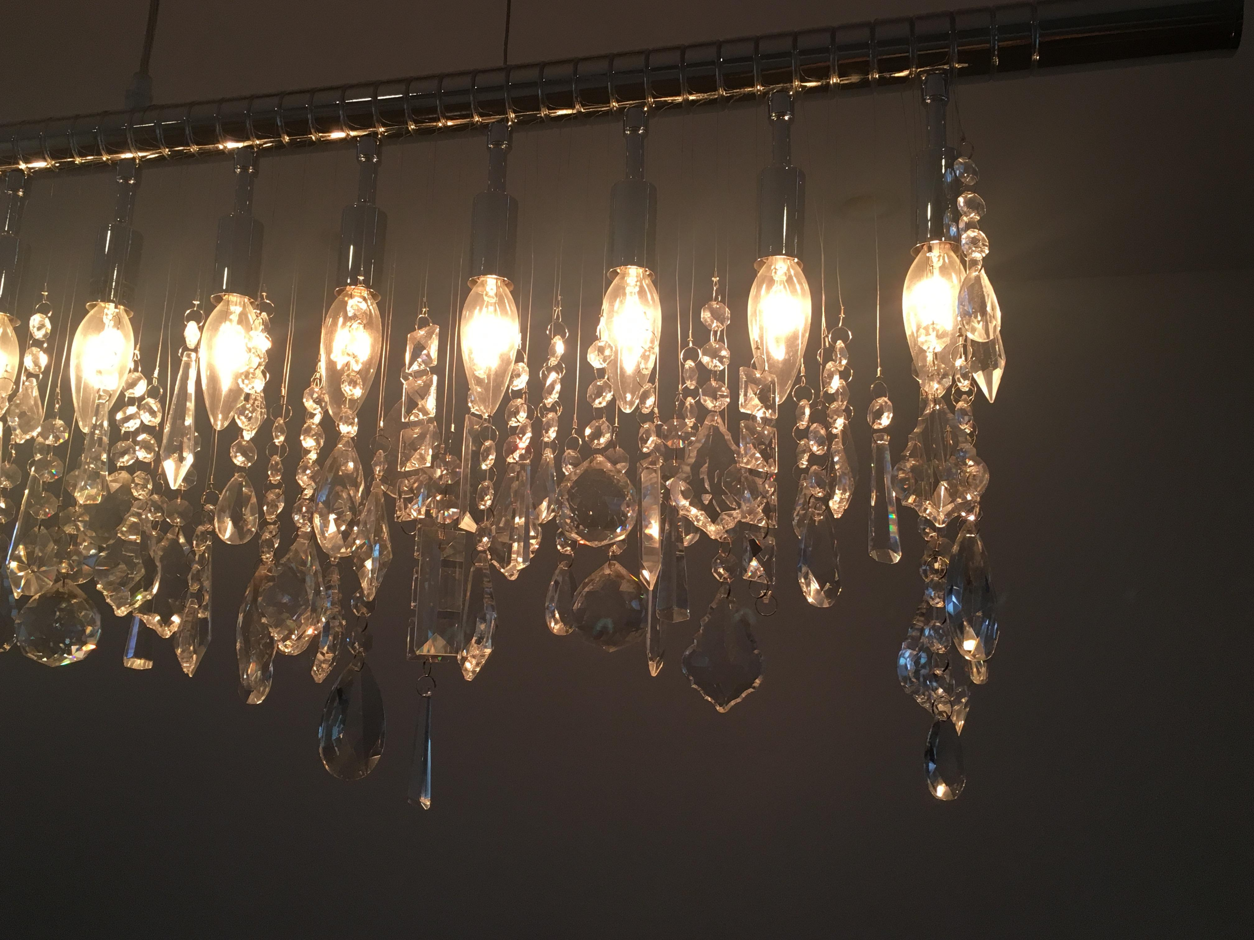 design within reach cellula chandelier