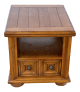 Vintage Broyhill Wooden End Table Chairish