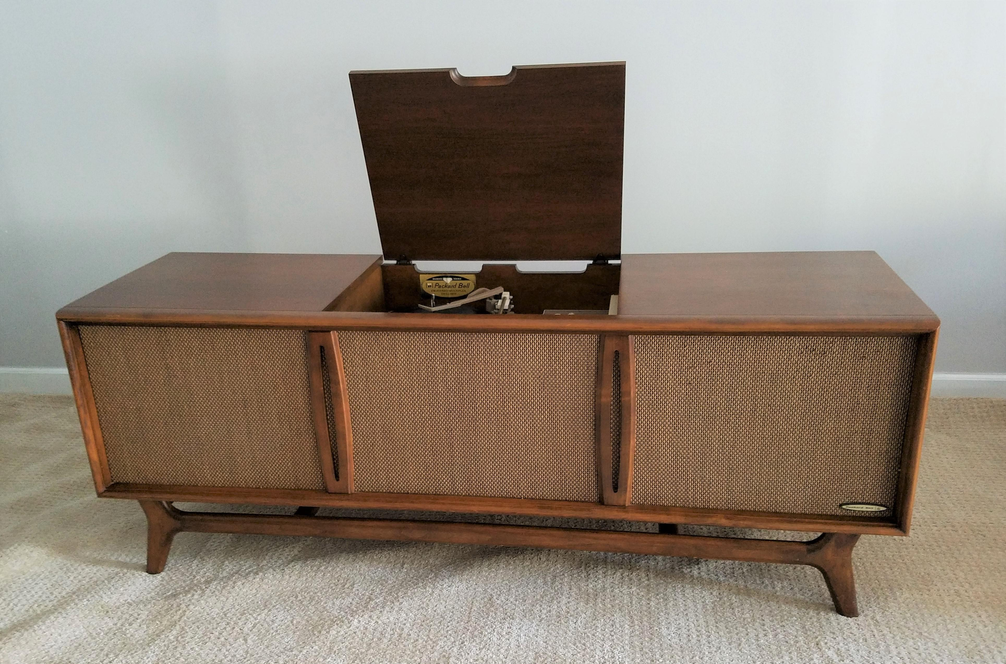 Bell Console Stereo Packard