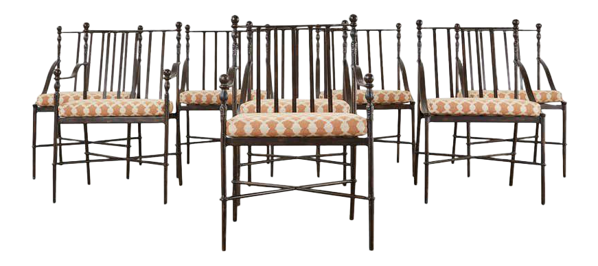 vintage used patio furniture sets for