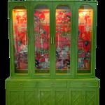 Vintage Used Thomasville China And Display Cabinets Chairish