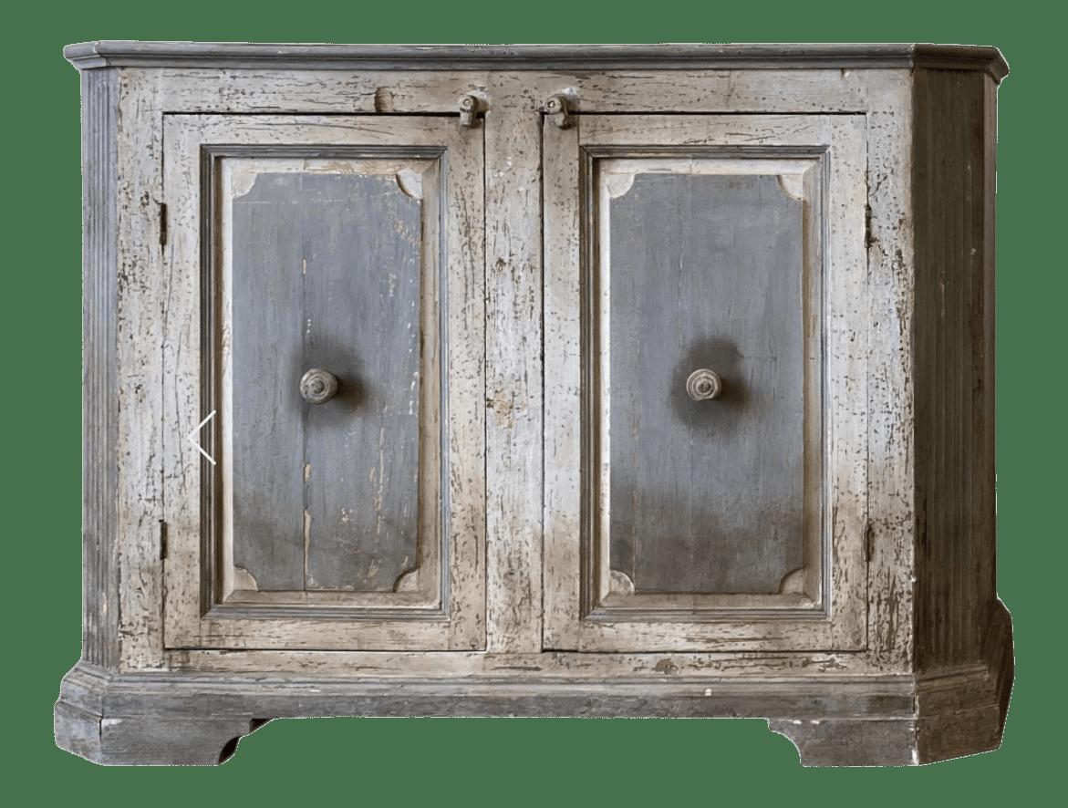 Tuscan Antique Sideboard Buffet Cabinet Chairish