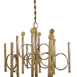 Vintage New Mid Century Modern Chandeliers Chairish