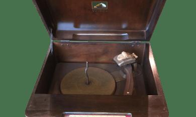 Victrola Phonograph Radio Wood Cabinet | Wooden Thing