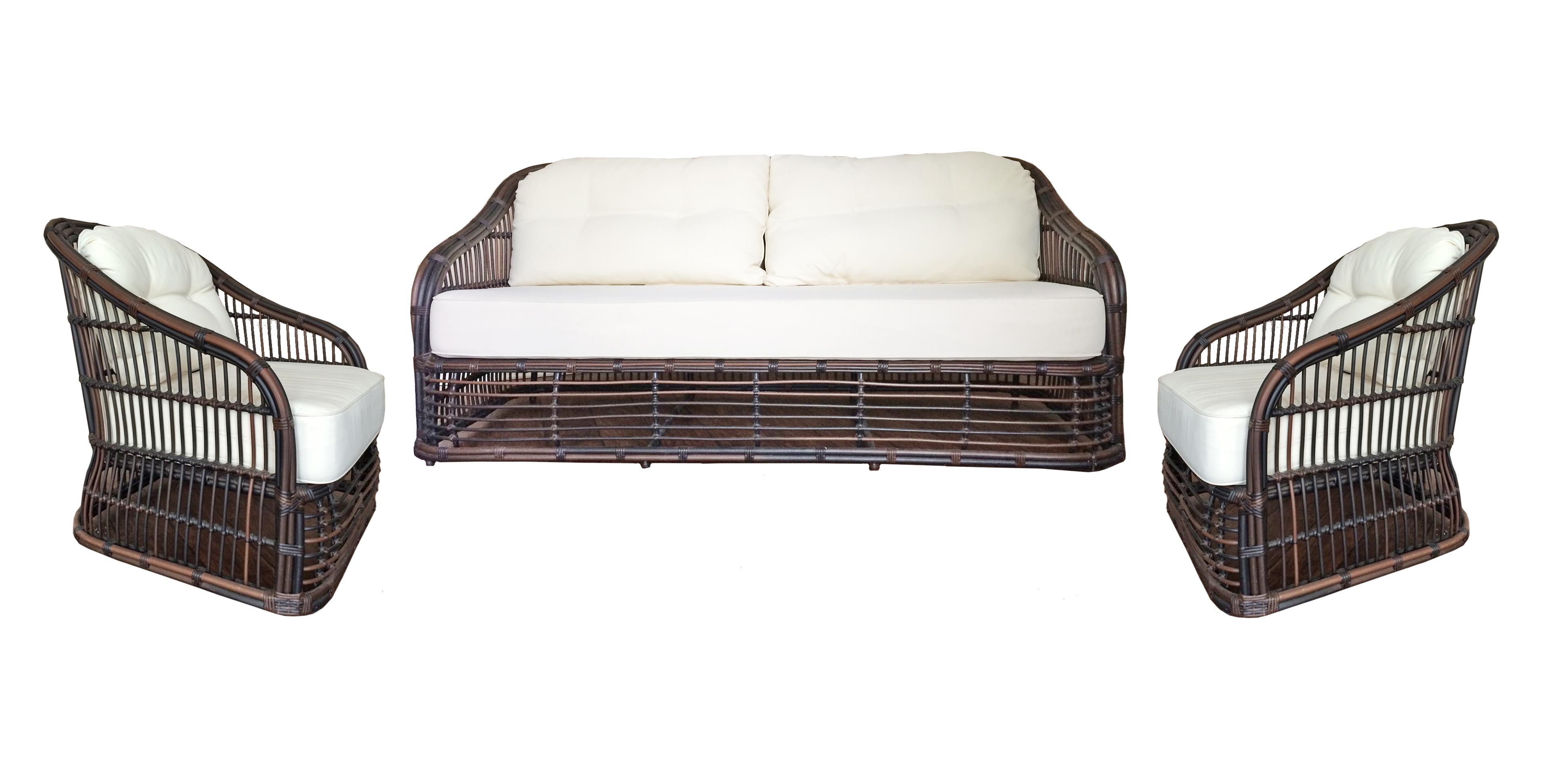 drexel heritage outdoor sofa chairs patio set