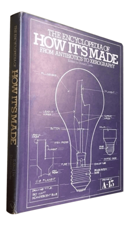 The Encyclopedia Of How Its Made Chairish