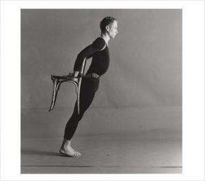 Merce Cunningham, Antic Meet (1958). Photo by Richard Rutledge. Courtesy of the Merce Cunningham Trust. All rights reserved.