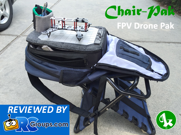 Chair-Pak FPV Drone Pak