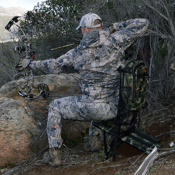 chairpak goes turkey hunting