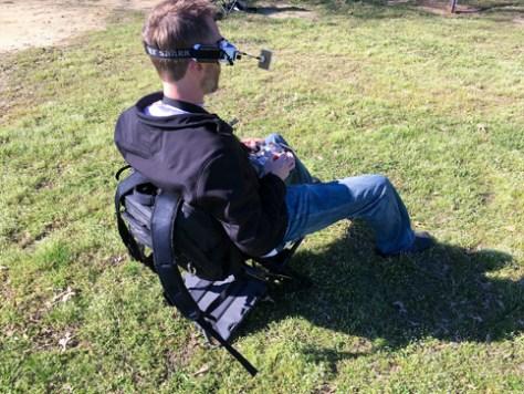 Drone Operator Chair-Pak