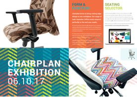 Task / Operator / Office chairs and seating brochure