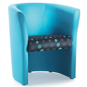 Ivano 03. Breakout soft seating