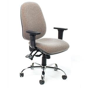 Jumbo #01 Office Chair. Operator Chair