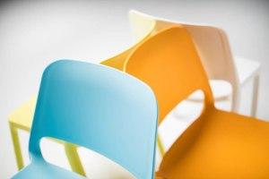 Nuke plastic chairs
