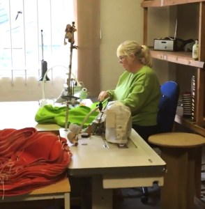Sewing of Chair covers