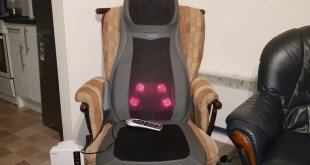 Naipo Back and Neck Massager Shiatsu Massage Chair