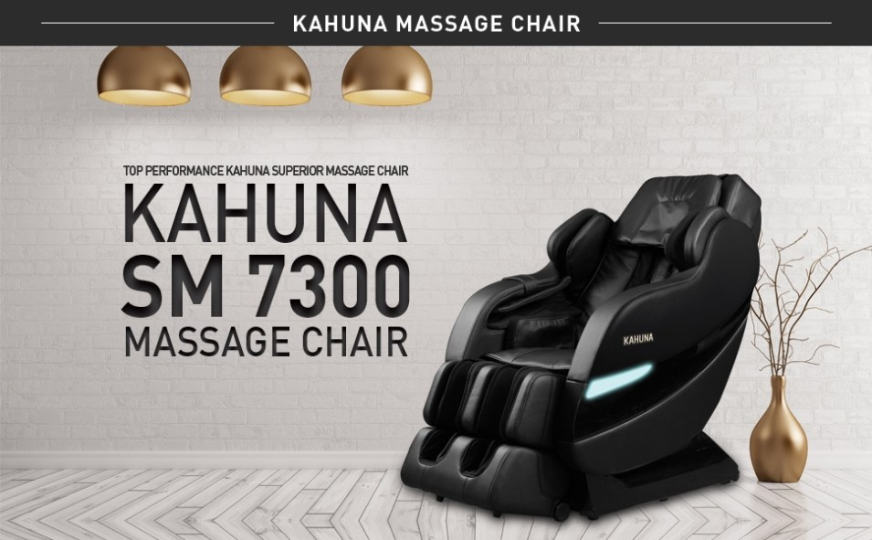 Kahuna Zero Gravity Massage Chair (LM-6800)